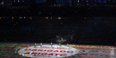 """La ceremonia de clausura será un """"carnaval"""", informaron sus organizadores. Foto:Getty Images"""
