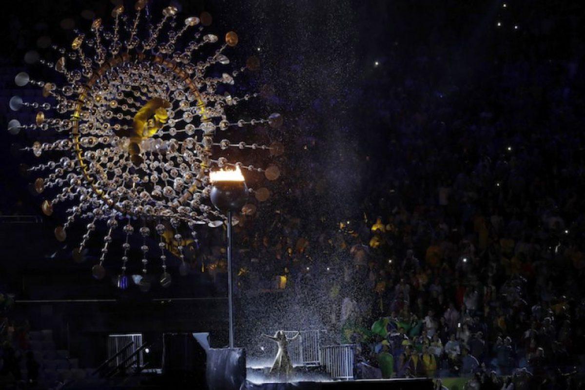 Río 2016 cierra con una fiesta de carnaval y da paso a Tokio 2020 Foto:Getty Images