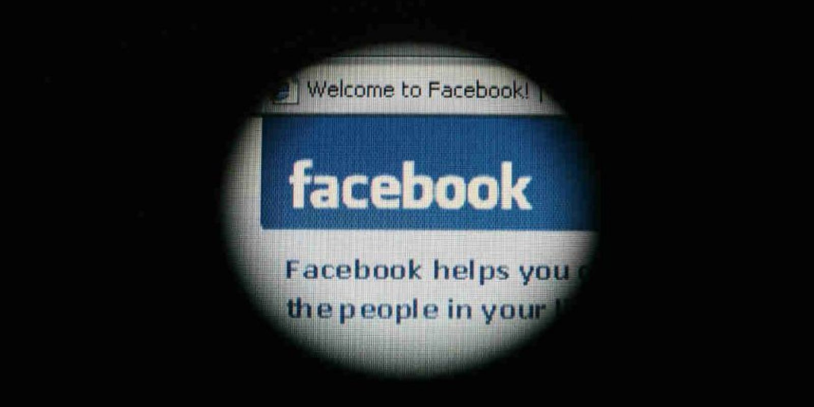 "Facebook nos ""sigue"" por todo Internet. Foto: Getty Images"