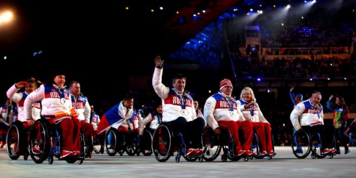 TAS confirma veto a Rusia para Juegos Paralímpicos de Río