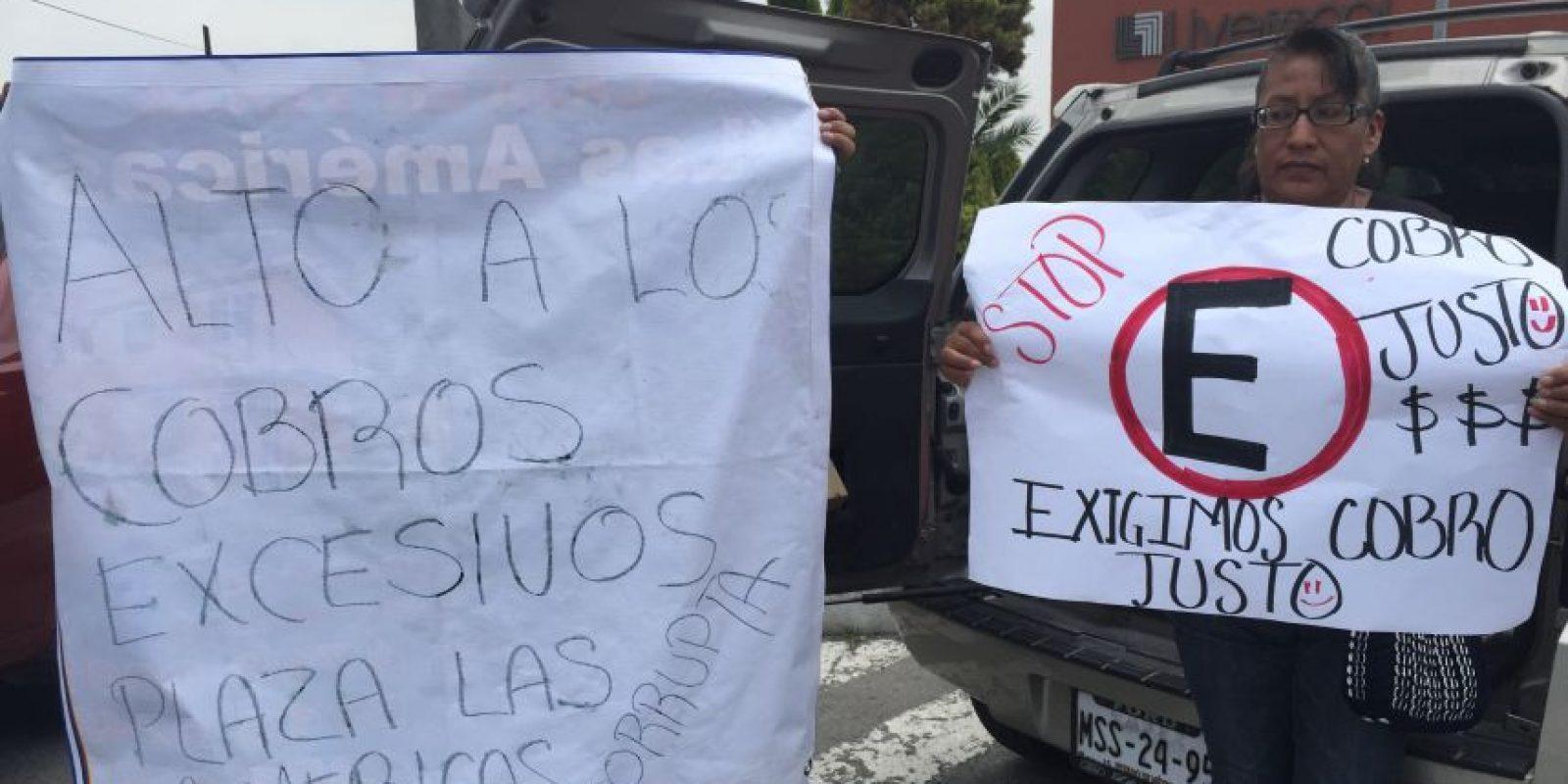 Diversos usuarios se han manifestado contra los cobros excesivos Foto:cuartoscuro/archivo