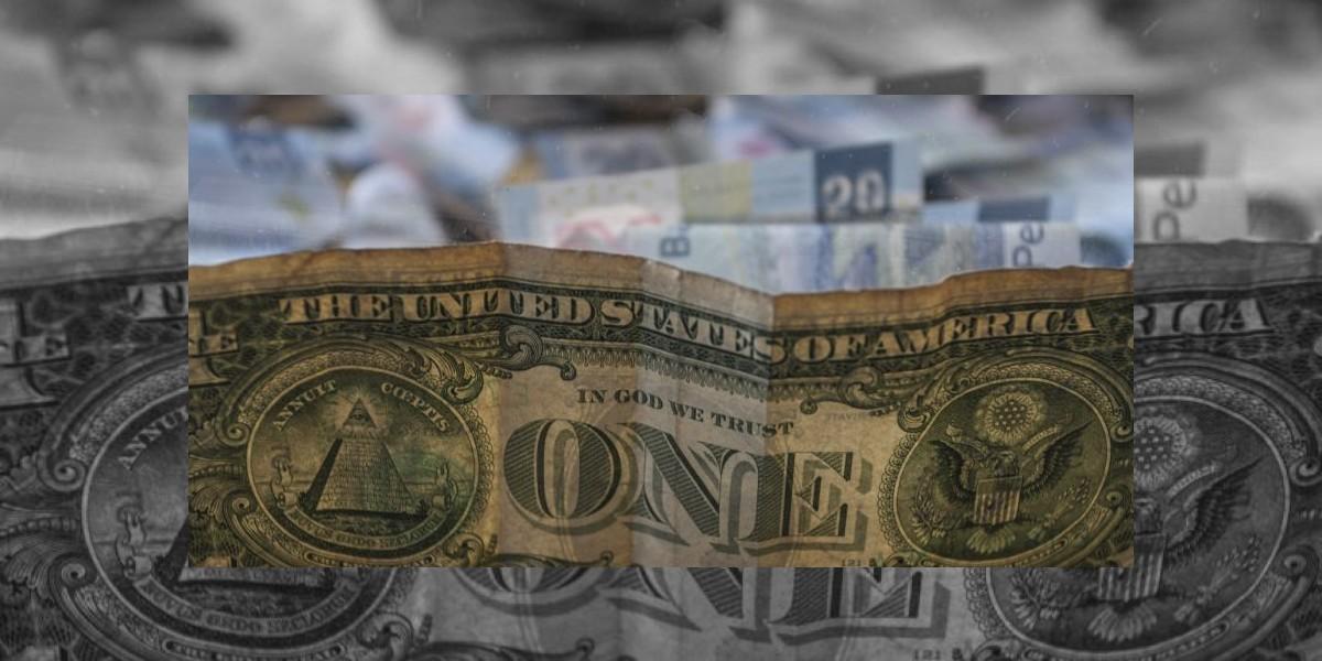 Dólar se vende en 18.57 pesos en bancos