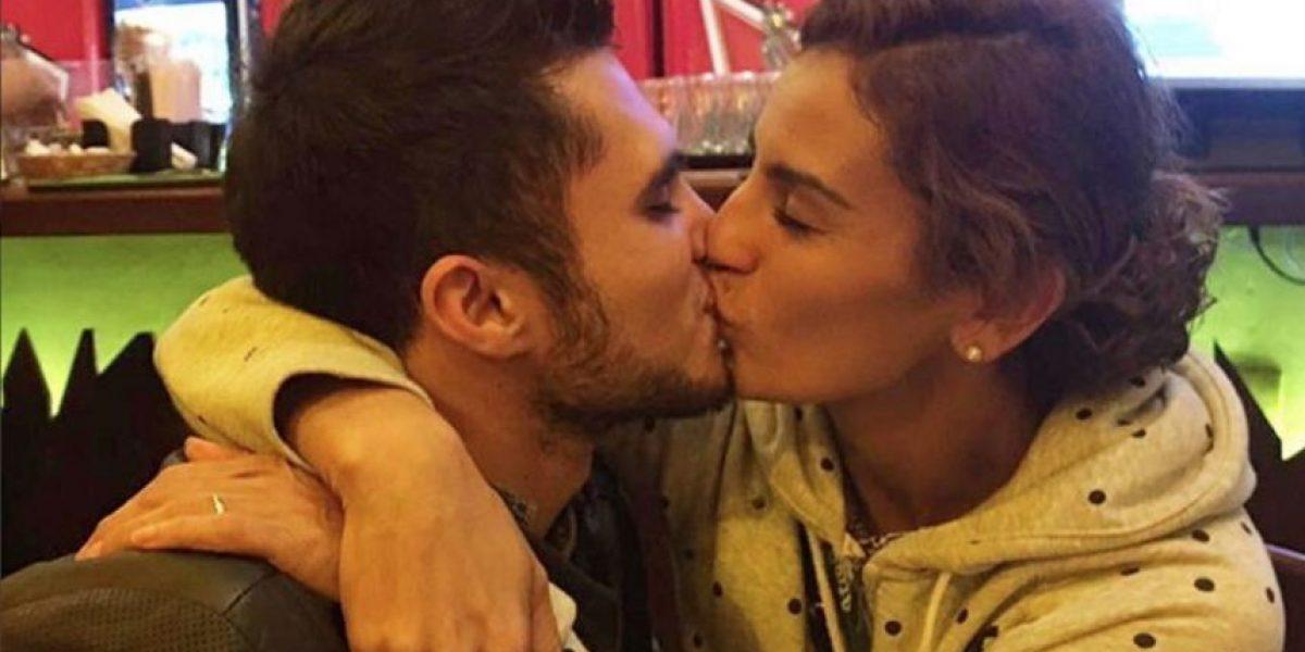 Iván García y Paola Espinosa revelan su amor en redes sociales