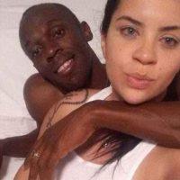 Las fotos de la aventura de Bolt con Jady Duarte Foto:WhatsApp