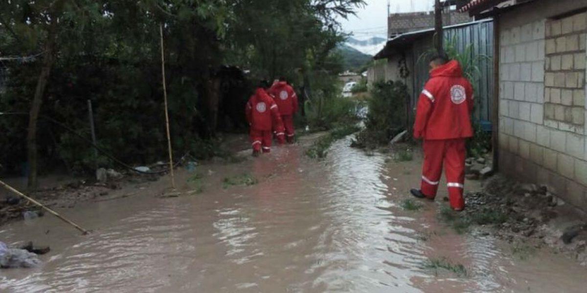 Lluvia deja 53 casas dañadas en Guerrero