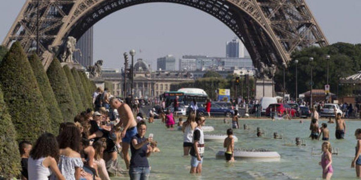 París se queda sin turistas por amenazas terroristas