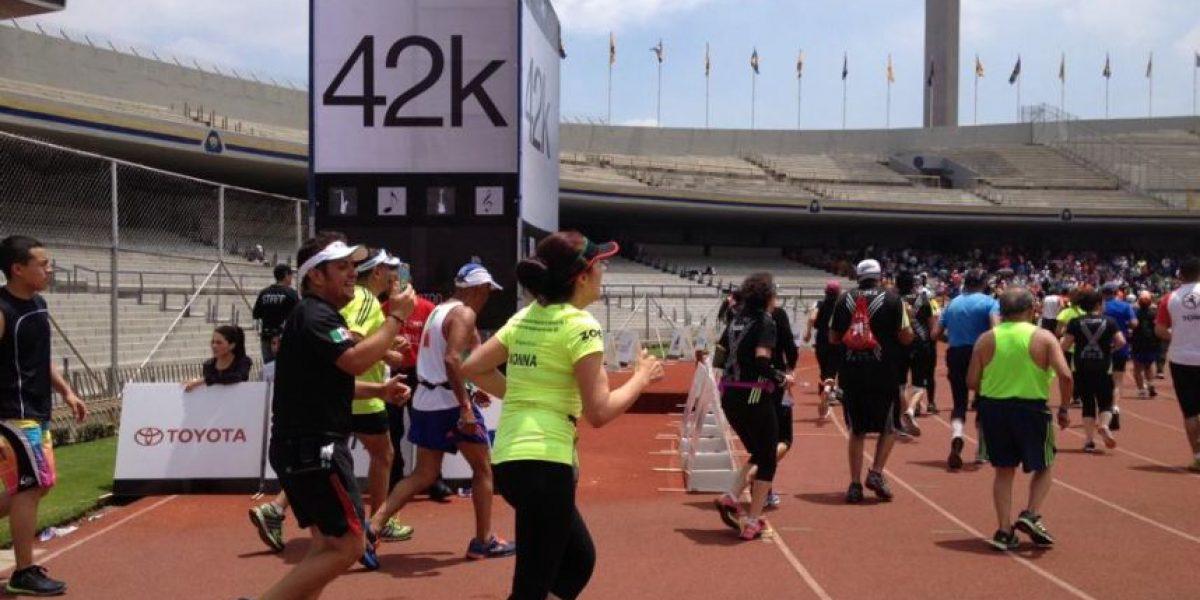 Guía para correr con éxito el Maratón de la CDMX