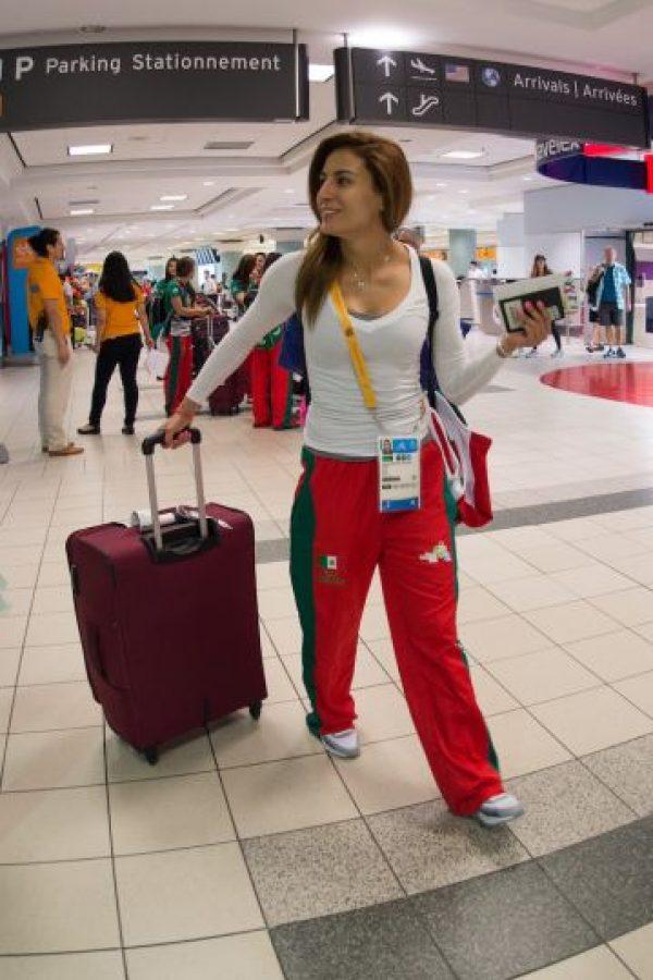 Paola Espinosa considera que no es fracaso no haber conseguido medalla en Río Foto:Mexsport