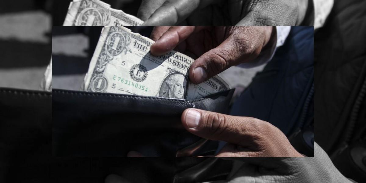 Este miércoles dólar se vende en 18.78 pesos en bancos