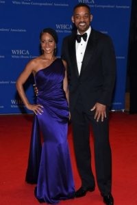 Jada Pinkett y Will Smith Foto: Getty Images