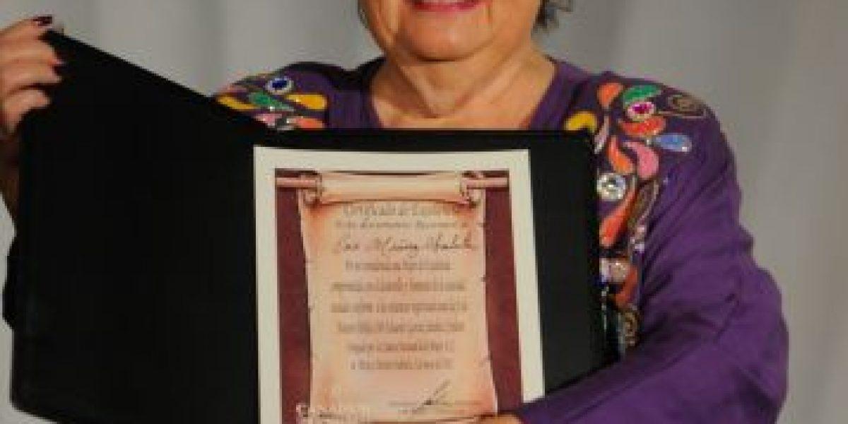 """""""Chachita"""" quería que le reconocieran su trabajo, dice Laura Zapata"""