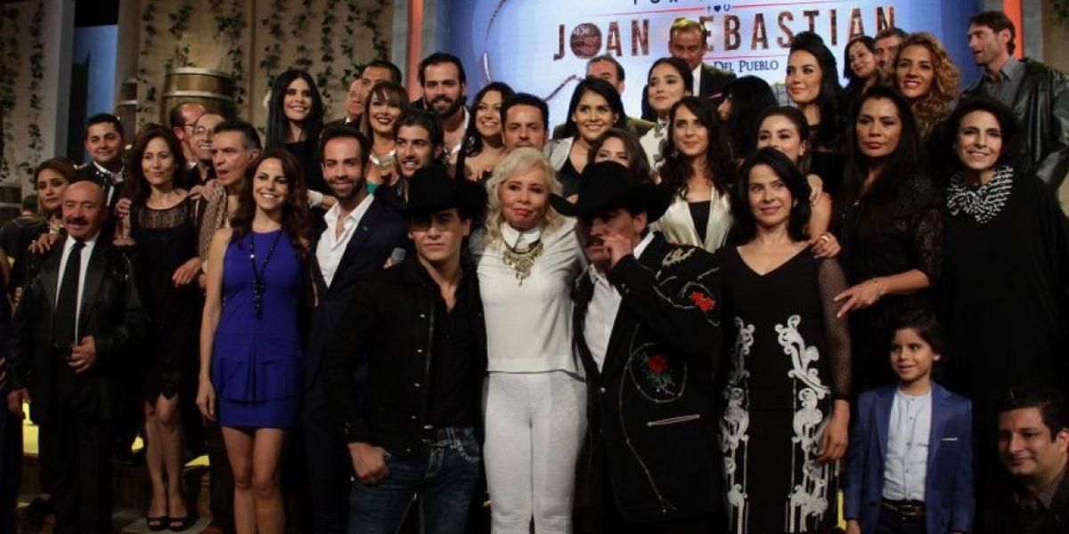 """Carla Estrada acepta críticas de la serie """"Por Siempre Joan Sebastian"""