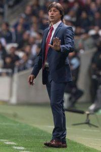 Matías Almeyda reconoce que Chivas tiene mucho por mejorar de cara al Clásico Nacional Foto:Getty Images