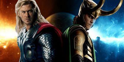 Thor y Loki Foto:Marvel