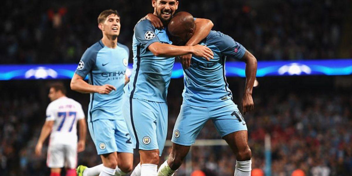 El City de Guardiola finiquita pase a Champions League