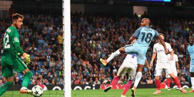 Manchester City avanza sin problemas a la fase de grupos de la Champions Foto:Getty Images