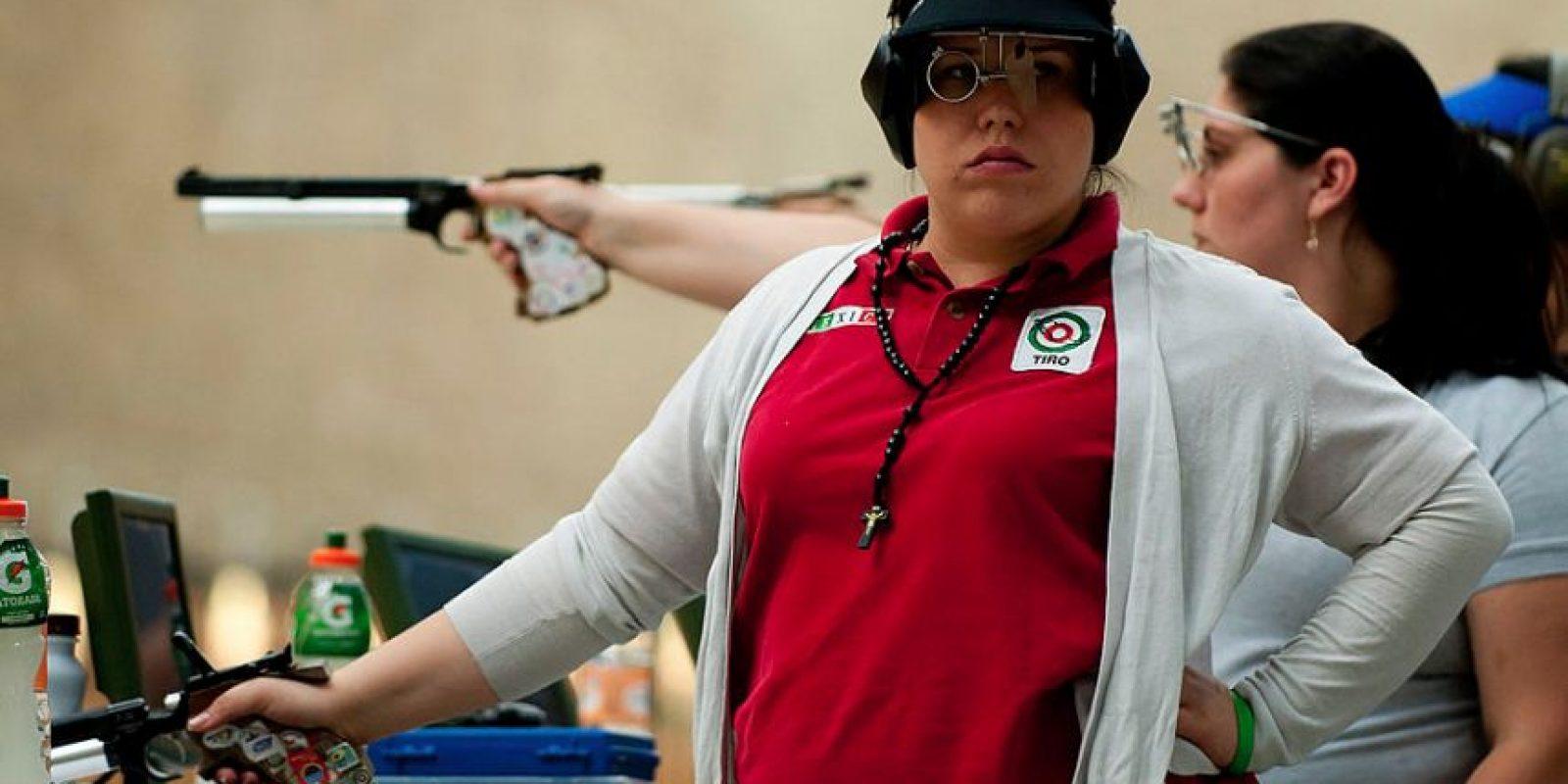 Alejandra Zavala fue amenazada de muerte por no conseguir medalla en Río Foto:Getty Images