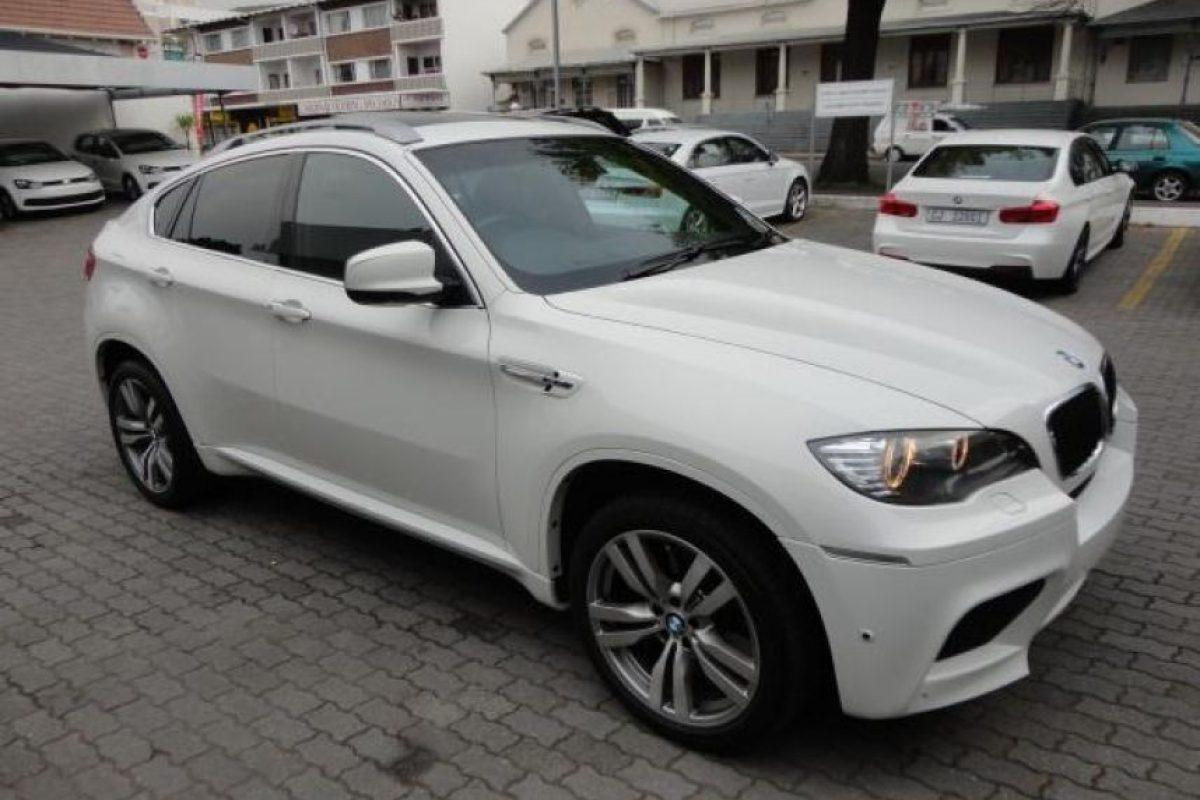 BMW X6 Foto:Internet