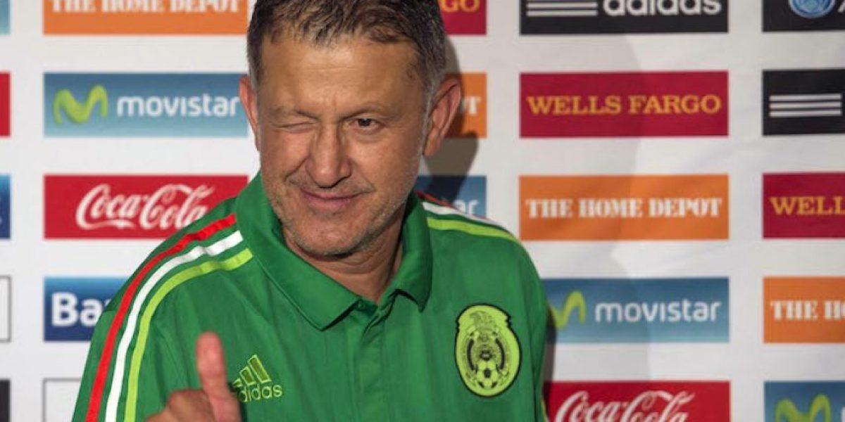 Juan Carlos Osorio ya tendría el remplazo de Chicharito en el Tri