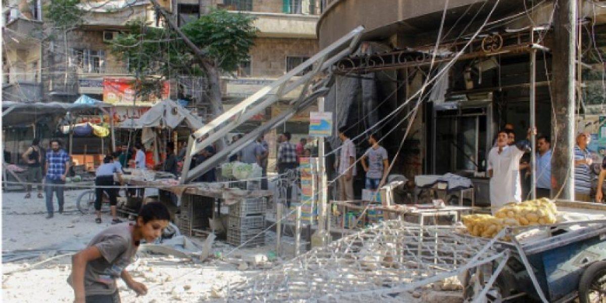 Rusia confirma intención de tregua de 48 horas en Alepo: ONU