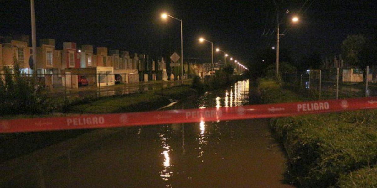 FOTOS: Fuerte tormenta afecta municipio de Tlajomulco