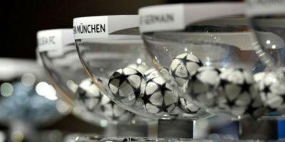Este 25 de agosto se celebró el sorteo de la fase de grupos de la Champions League Foto:Getty Images