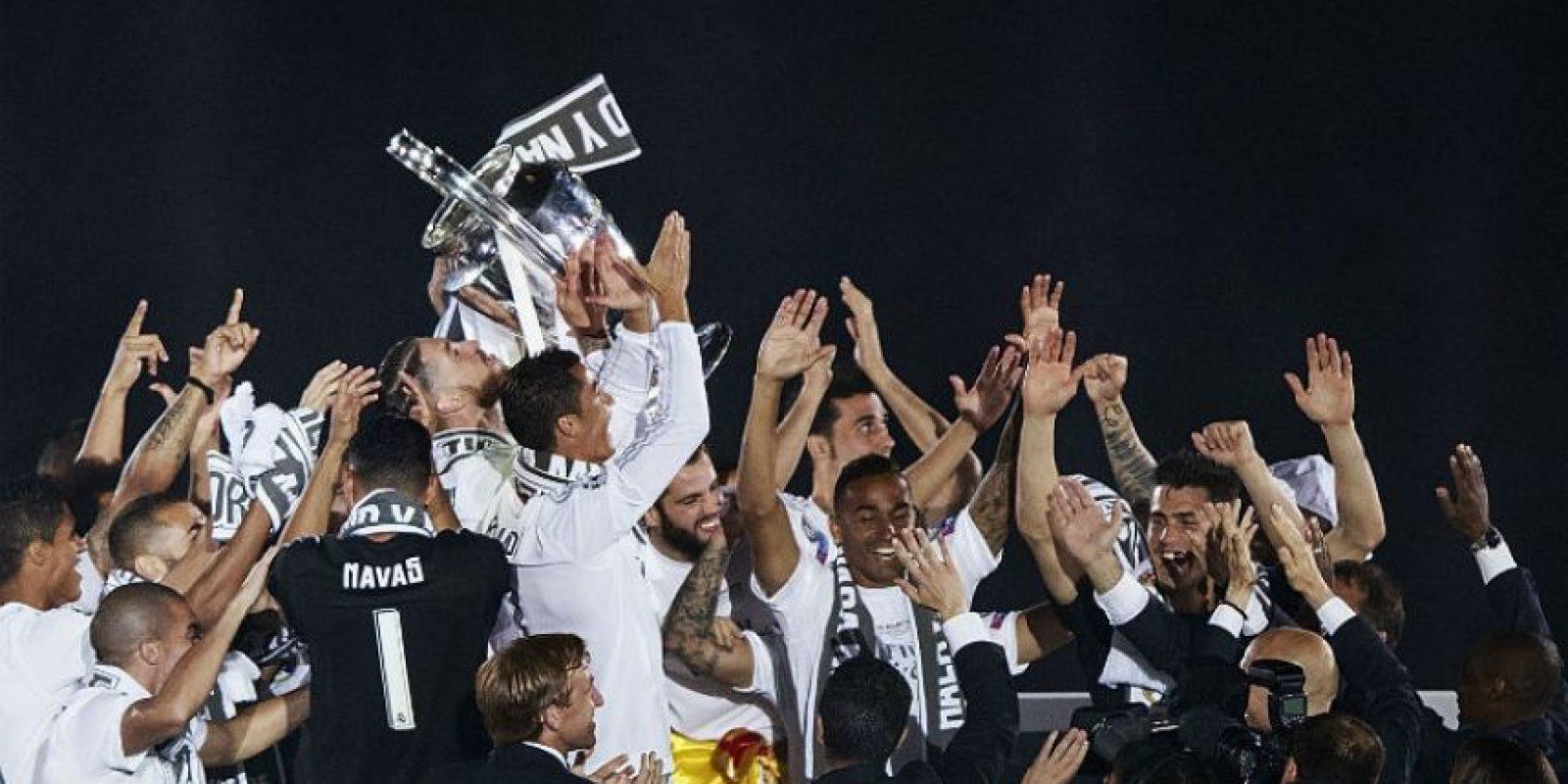 El Real Madrid es el actual campeón Foto:Getty Images