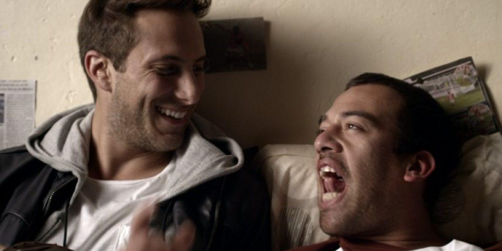 """Sebastián Zurita y Francisco Villalvazo protagonizan """"Juego de héroes"""" Foto:20th Century Fox"""