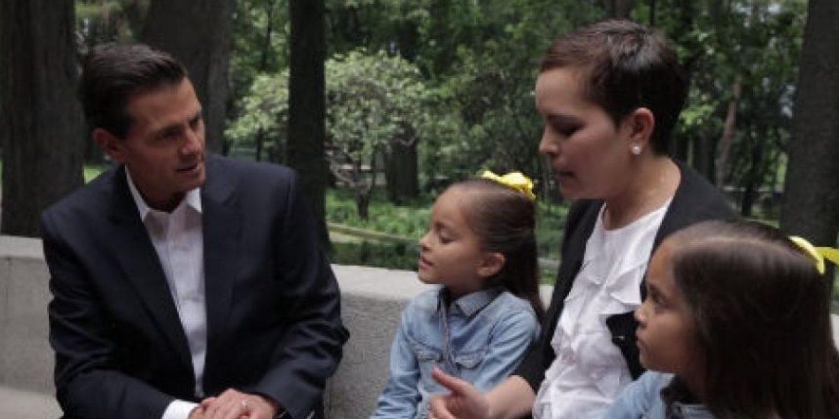 Peña Nieto inicia campaña de  4º informe de gobierno