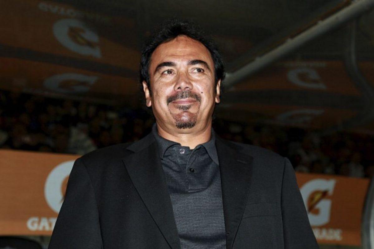 Hugo Sánchez Márquez Foto:Getty Images