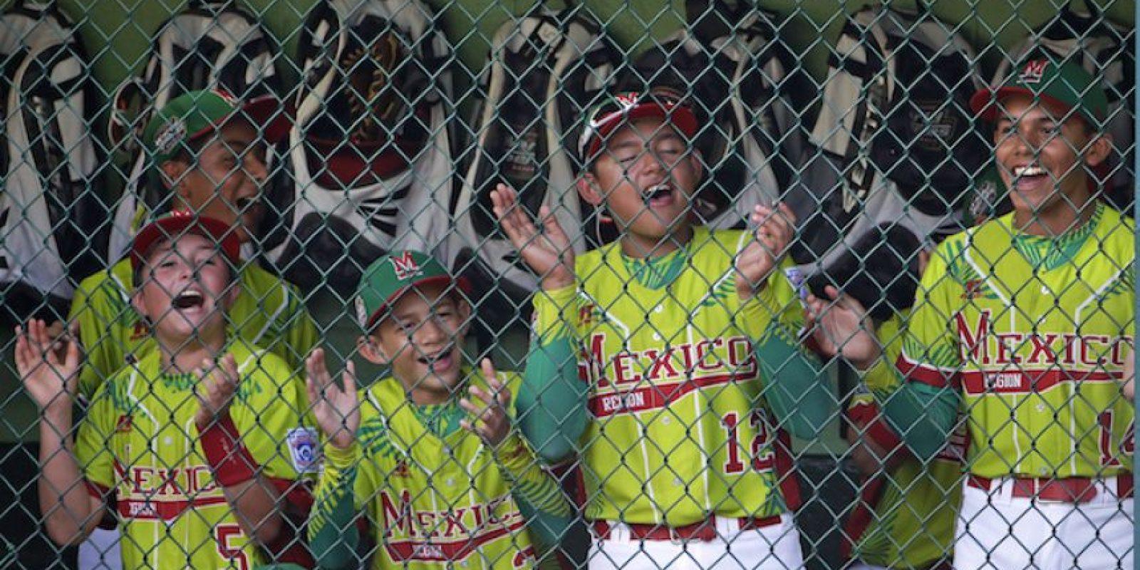 ¡Se acabó! México es eliminado por Corea en las Pequeñas Ligas Foto:AP