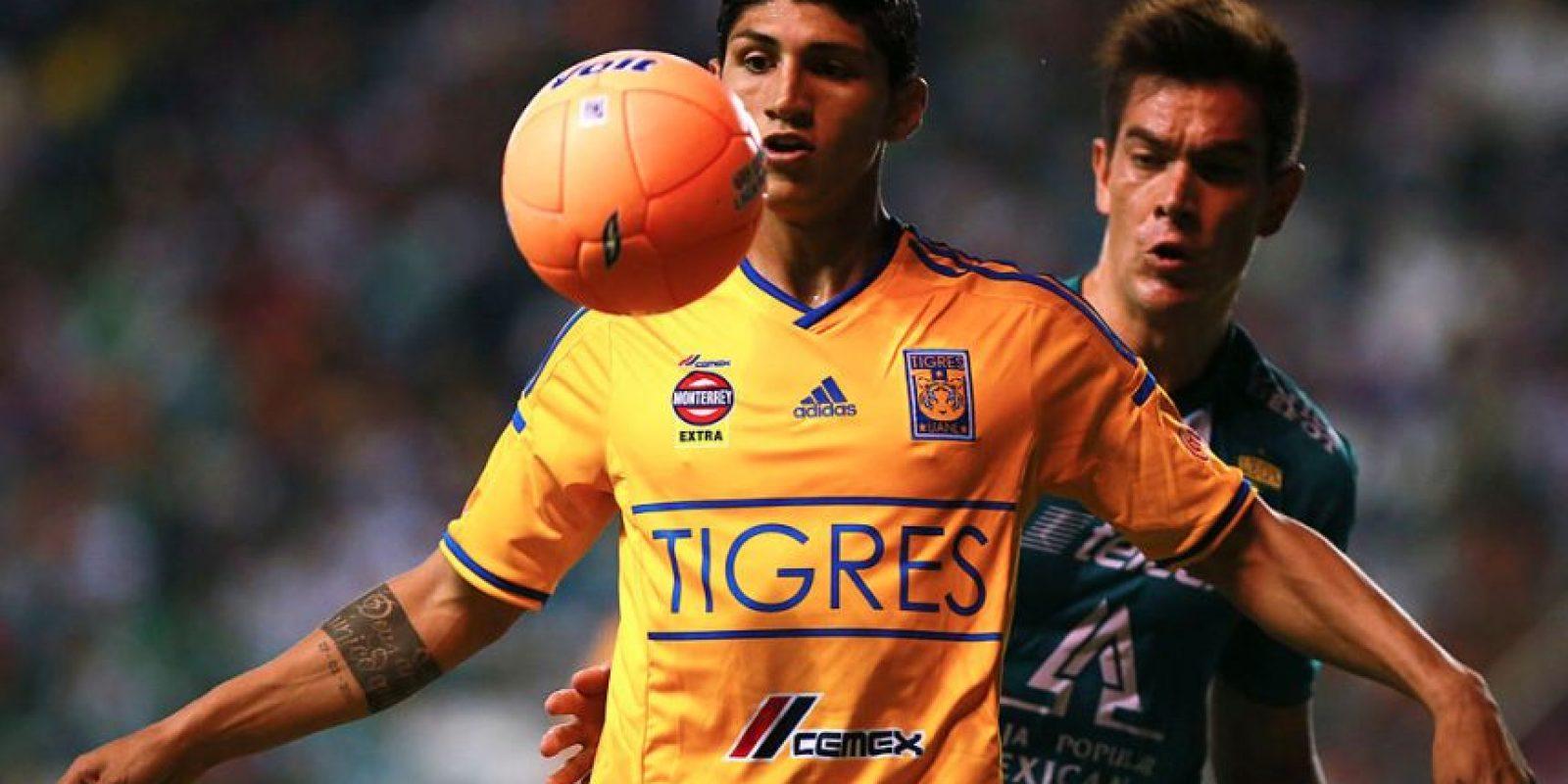 Fichaje de Pulido a Chivas se haría oficial el viernes Foto:Getty Images