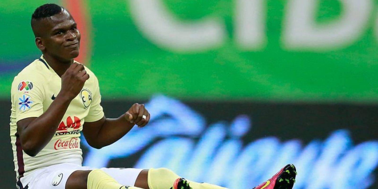 Oribe Peralta y las bajas de América para el Clásico ante Chivas Foto:Getty Images