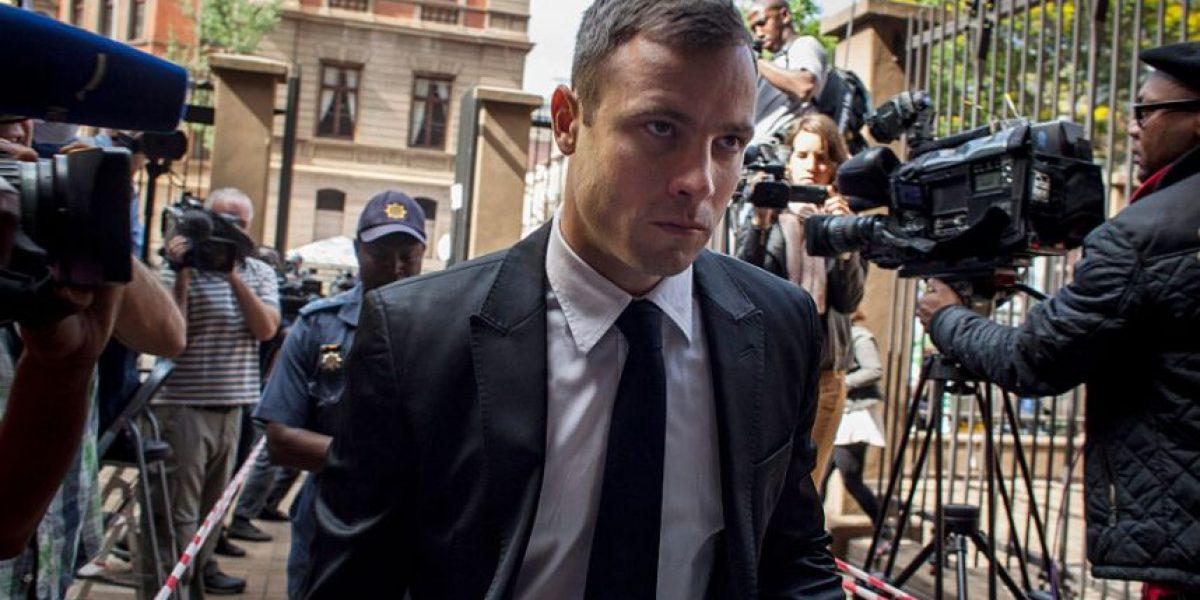 Jueza rechaza apelación de la sentencia de seis años de cárcel para Pistorius