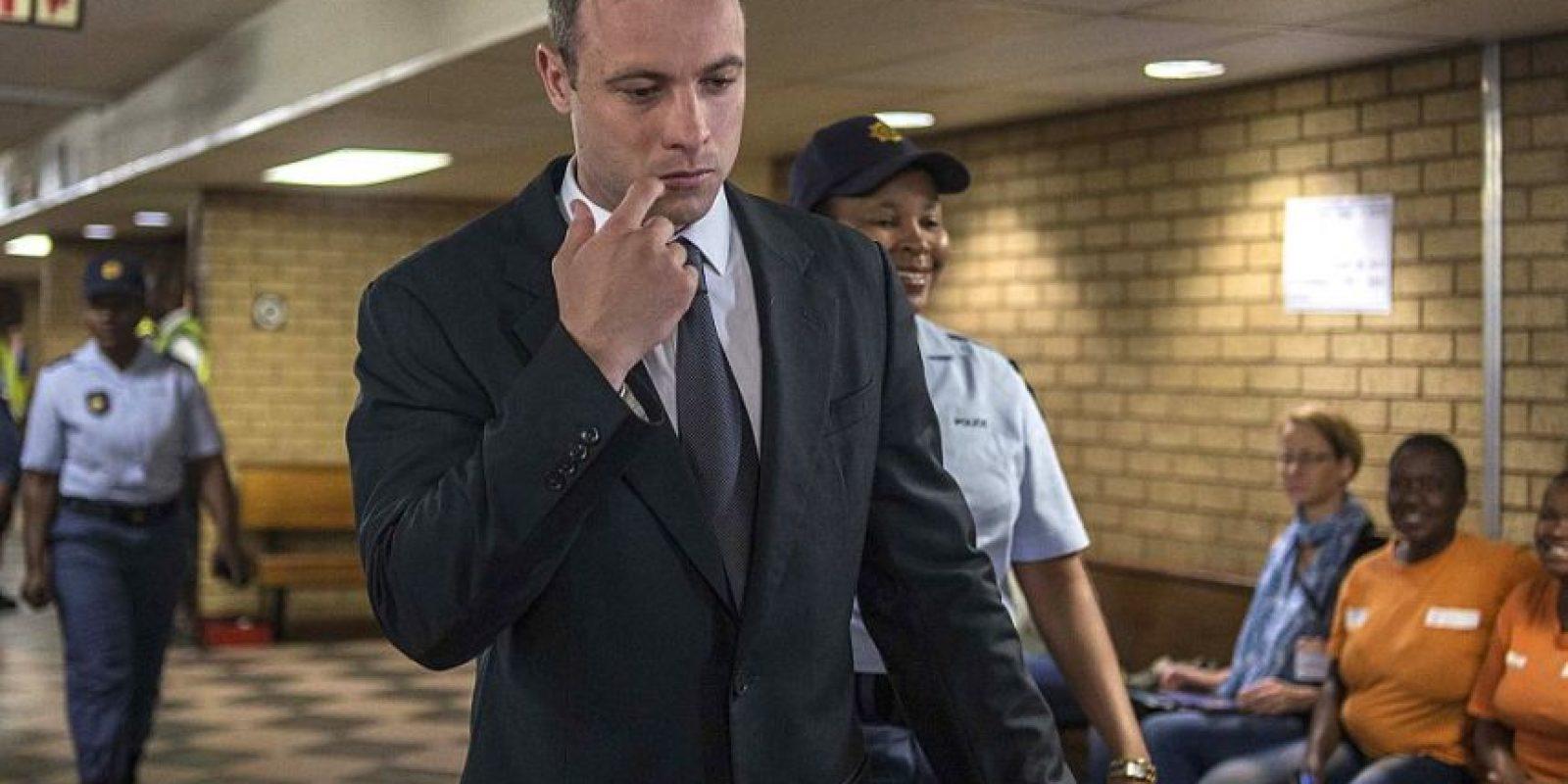 Jueza rechaza apelación para la sentencia de seis años de cárcel para Oscar Pistorius Foto:Getty Images