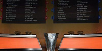 Mexicanos conocen a rivales en los grupos de la Europa League Foto:Getty Images