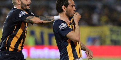"""""""Chelito"""" Delgado fue suspendido un año por dar positivo de doping Foto:Getty Images"""