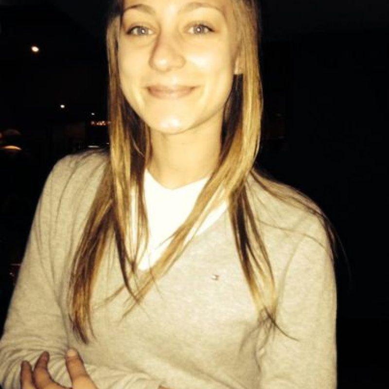 Fue detenida por vandalismo Foto:Facebook: Amy Sharp