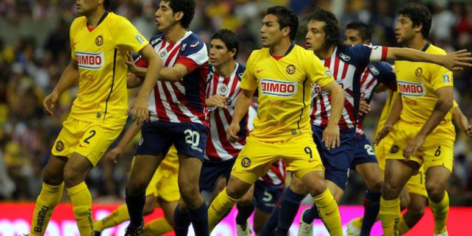 Las razones por las que los aficionados al futbol odian al América Foto:Mexsport