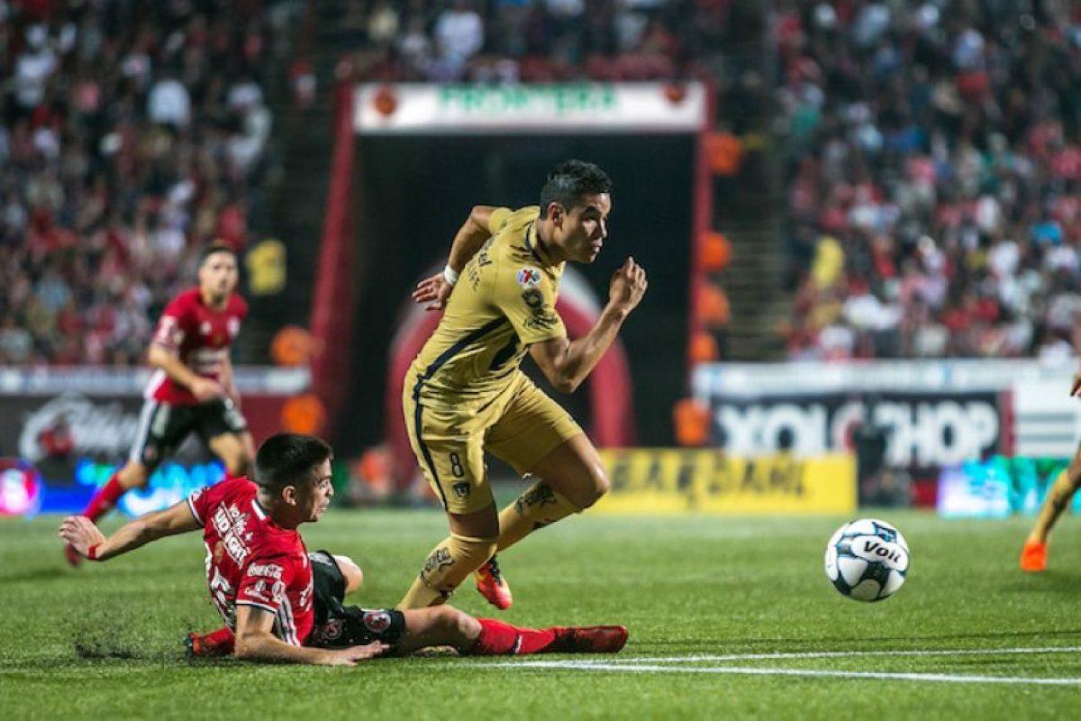 Xolos doman a Pumas y se afianzan en el liderato general Foto:Mexsport