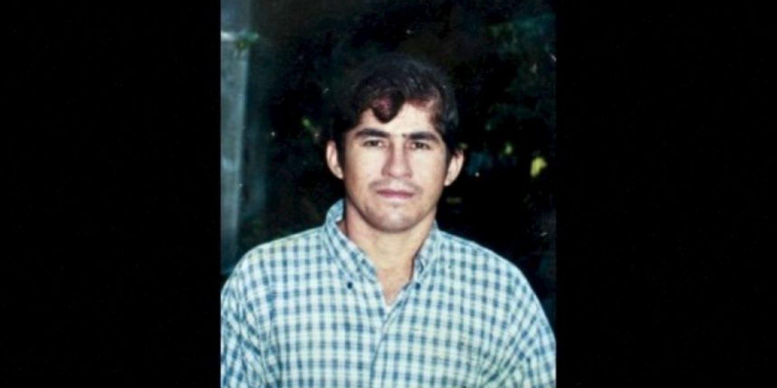 El originario de El Salvador zarpó junto Ezequiel Córdoba, su compañero de pesca, quien murió en el viaje. Foto:AFP