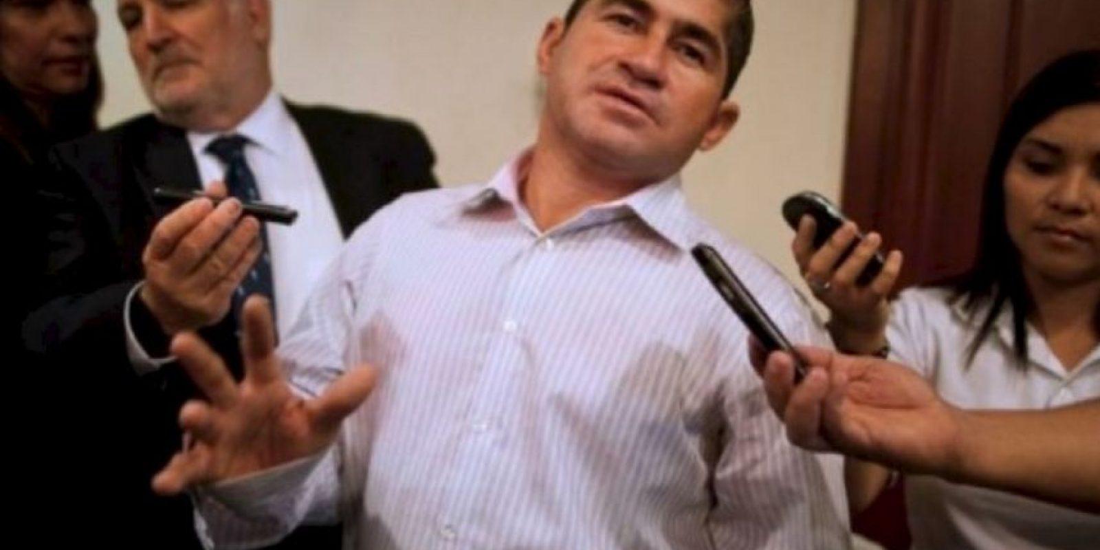 Alvarenga mencionó que arrojó el cuerpo de Ezequiel al mar. Foto:AFP