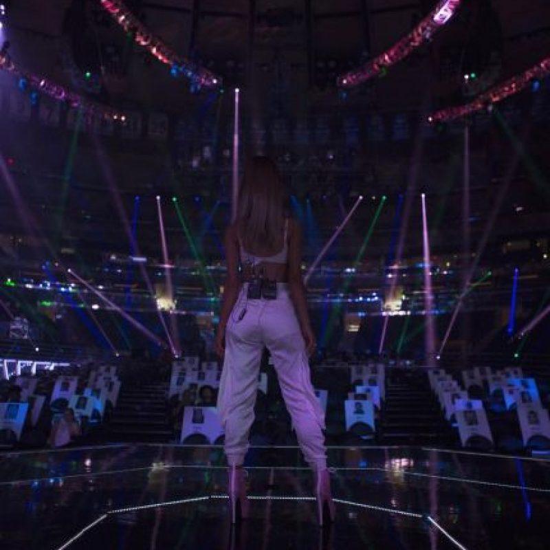 Ariana Grane se presentará en los VMAs 2016 este 28 de agosto. Foto:Instagram / Ariana Grande