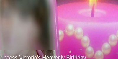 La portada del evento en Facebook. Foto: Facebook/Princess Victoria's Heavenly Birthday