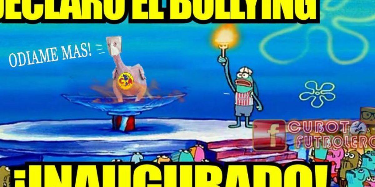 ¡Bullyng inaugurado! América fue humillado por Chivas y los memes se dan vuelo