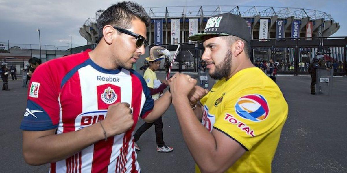 FOTOS: Las mejores postales del Clásico, América vs Chivas