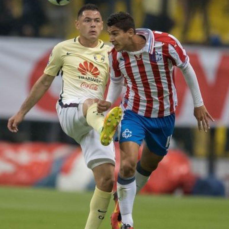 América vs Chivas, Jornada 7 Foto:Mexsport