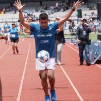 Maratón CDMX Foto:Twitter