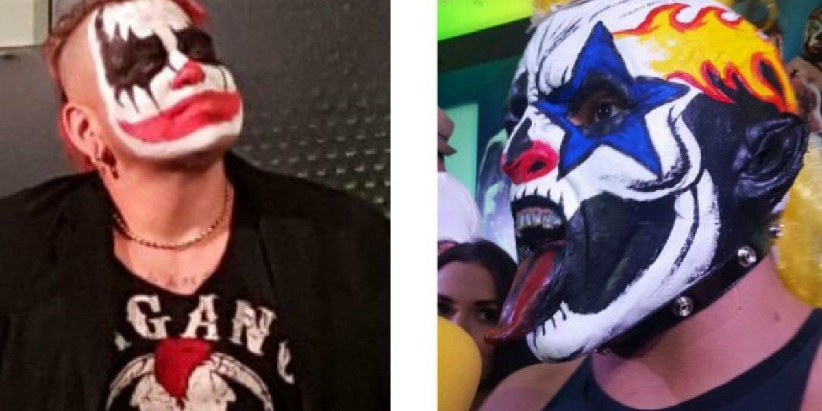 Psycho Clown promete a su afición la cabellera de Pagano en Triplemanía XXIV
