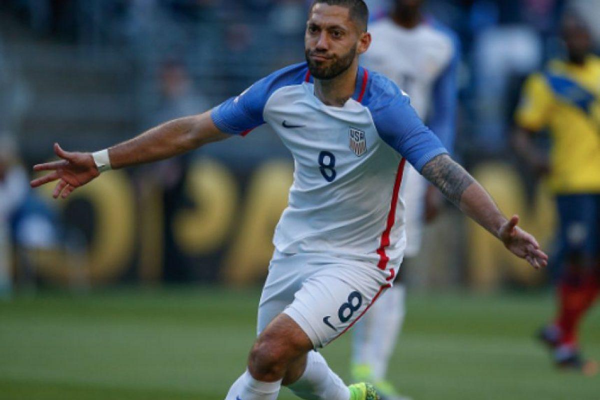 Clint Dempsey se aleja del futbol por problemas cardíacos Foto:Getty Images